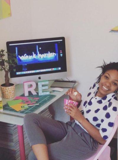 Inspiring Interview: Kelsey Layne, Freelance Graphic Designer & Paper Artist