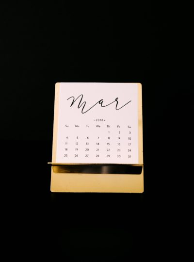 How to plan your best month ever