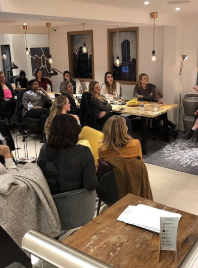 Things we learned at IdeaSpace on International Women's Day