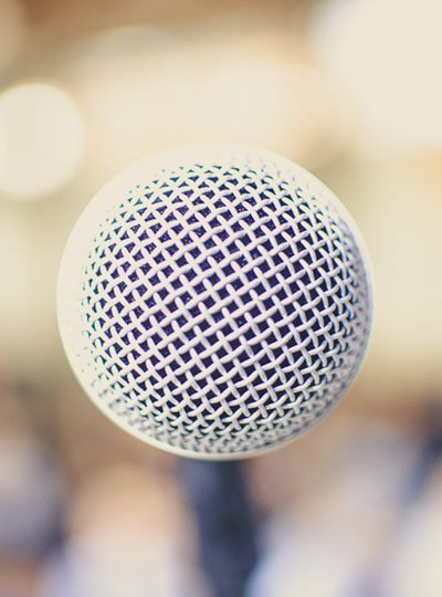 How to be a better speaker and win big in business