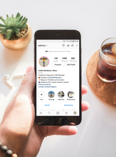 1,000 Instagram Followers Challenge: What happened and what I learned