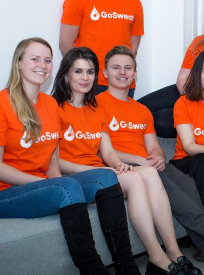 Inspiring Interview: Stephanie Newport-Booth, Co-Founder of GoSweat
