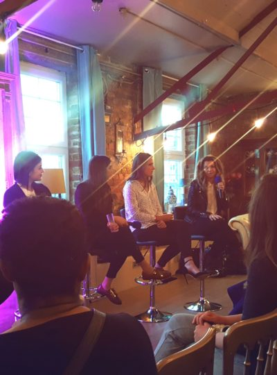 Takeaways from the 'She Can. She Did.' Midweek Mingle