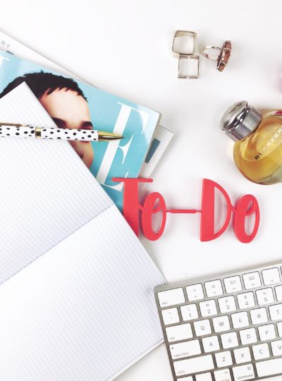 How to write a kick-ass to-do list
