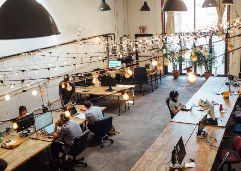 Reasons to let your work life thrive in a coworking space