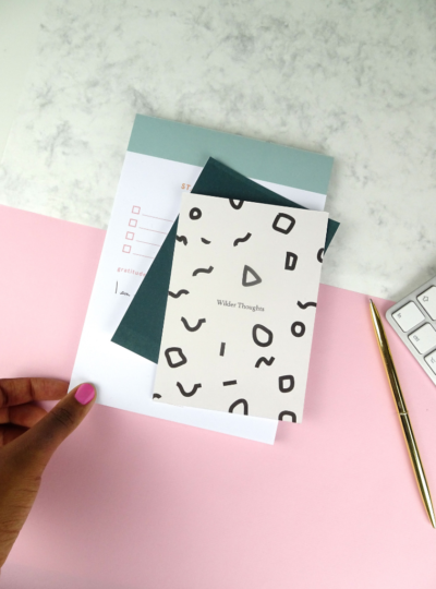 Awesome launch alert! Meet Kelsey, Founder of Note and Shine