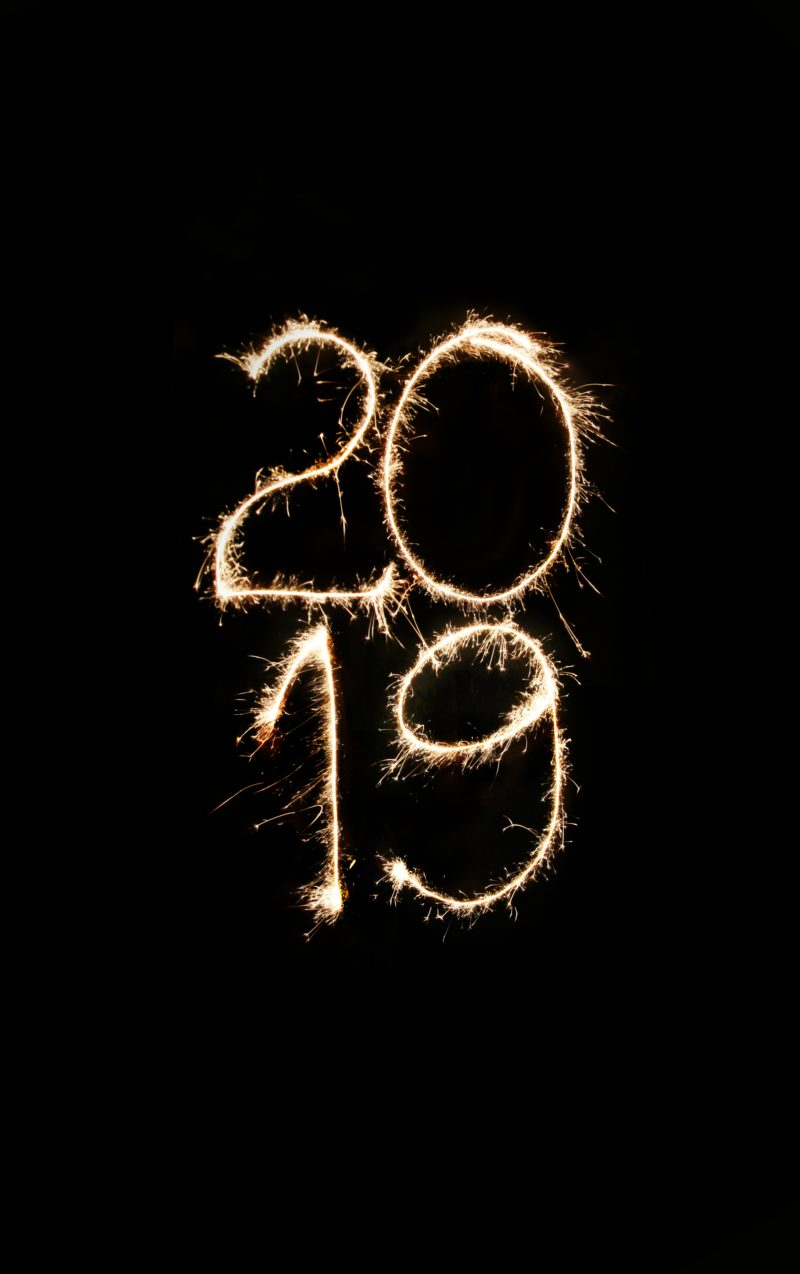 How to plan an incredible 2019