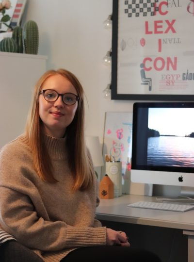 Startup Story: Maddy Russell, Freelance Graphic Designer