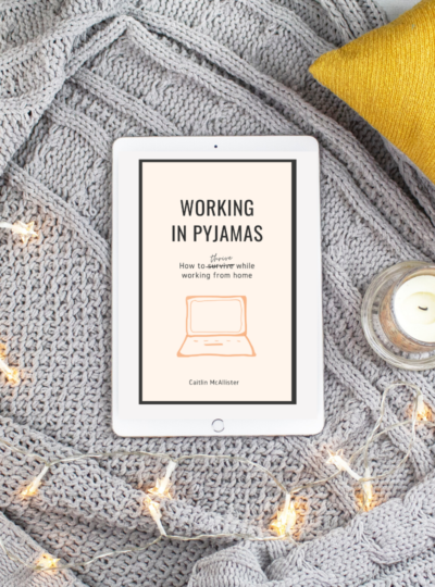 Book Launch: 'Working In Pyjamas' is OUT NOW!